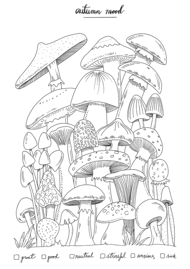 Free mood tracker download mushrooms